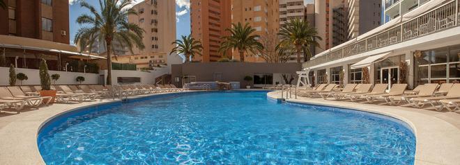 Hotel RH Princesa - Benidorm - Bể bơi