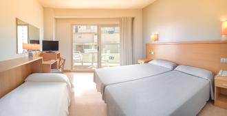 Hotel Rh Gijón - Gandia - Κρεβατοκάμαρα