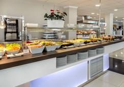 Hotel Rh Gijón - Gandia - Buffet