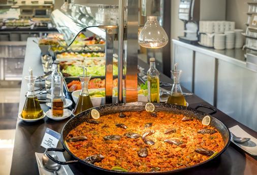 Hotel Rh Gijón - Gandia - Food