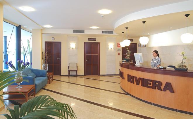 Hotel RH Riviera - Gandia - Lobby