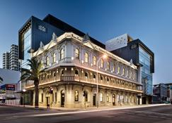 The Melbourne Hotel - Perth - Byggnad