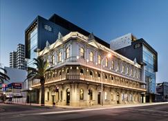 The Melbourne Hotel - Perth - Byggnad