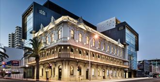 The Melbourne Hotel - Περθ - Κτίριο
