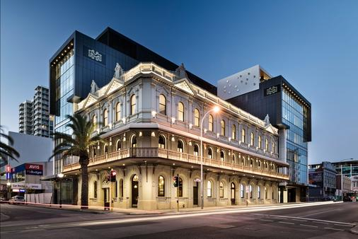 The Melbourne Hotel - Perth - Rakennus