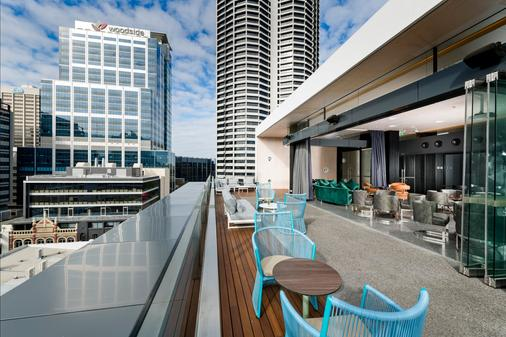 The Melbourne Hotel - Perth - Ban công