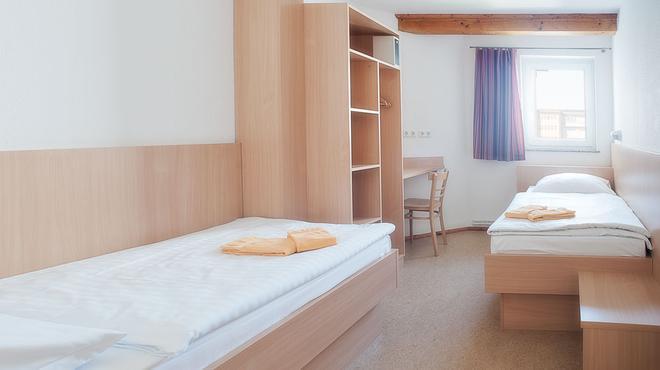 Steps-Hotel - Berlin - Phòng ngủ