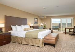 Beach Terrace Inn - Carlsbad - Phòng ngủ