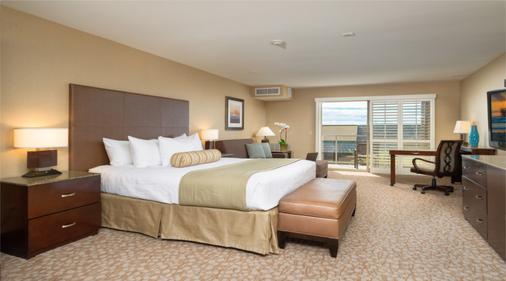 Beach Terrace Inn - Carlsbad - Schlafzimmer