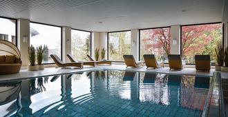 Das Johannesbad Medical Spa & Vitalrefugium - Bad Kohlgrub - Piscina