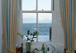 Corsewall Lighthouse Hotel - Stranraer - Bedroom