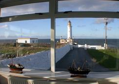 Corsewall Lighthouse Hotel - Stranraer - Outdoor view