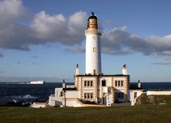 Corsewall Lighthouse Hotel - Stranraer - Edifício