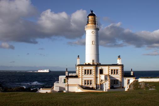 Corsewall Lighthouse Hotel - Stranraer - Building