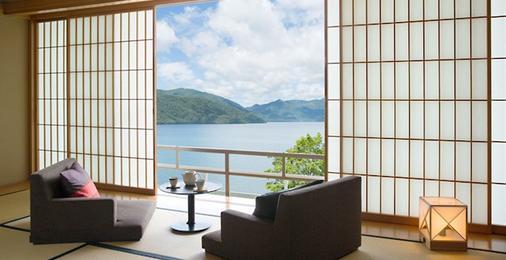 Hoshino Resorts KAI Matsumoto - Matsumoto - Phòng khách