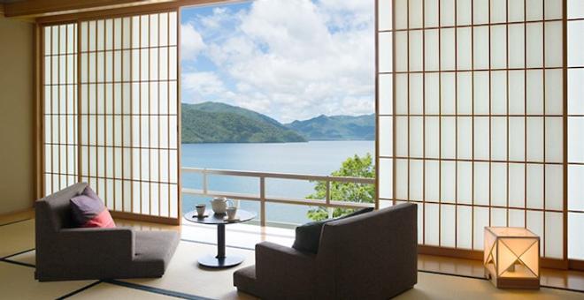 Hoshino Resorts KAI Matsumoto - Matsumoto - Living room