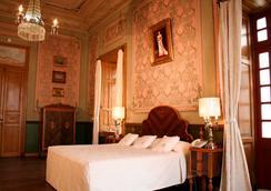 Hotel Casa De La Palma - Puebla City - Bedroom