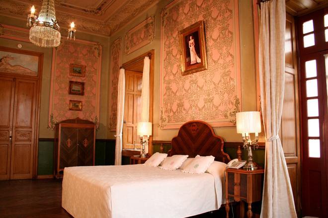 Hotel Casa De La Palma - Puebla City - Κρεβατοκάμαρα