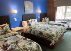 Zero Inn Motel - Nhill - Schlafzimmer