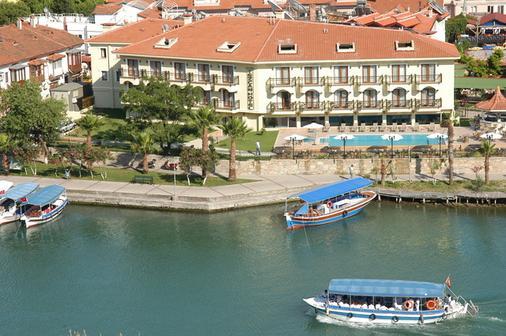 Dalyan Tezcan Hotel - Dalyan (Mugla) - Toà nhà