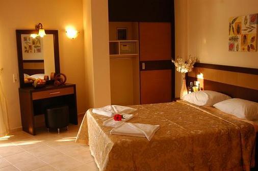 Dalyan Tezcan Hotel - Dalyan (Mugla) - Phòng ngủ
