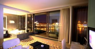 Lanchid 19 Design Hotel - Budapest - Rumsfaciliteter