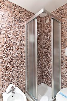 Hotel Aphrodite - Rome - Phòng tắm