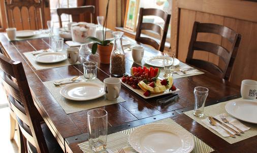Adagio Bed & Breakfast - Denver - Sala de jantar