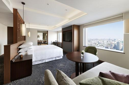 Yokohama Bay Sheraton Hotel and Towers - Jokohama - Makuuhuone