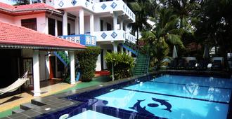 The Oasis Villa - Hikkaduwa - Pool