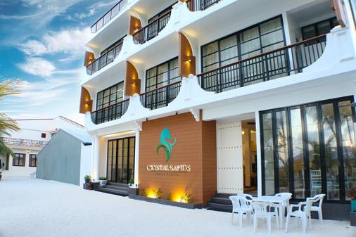 Crystal Sands Beach Hotel - Maafushi - Rakennus