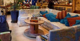 Le Flaneur Guesthouse - Lyon - Lounge