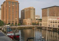 Seaport Boston Hotel - Boston - Rakennus