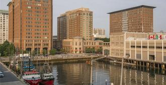 Seaport Hotel Boston - Бостон - Здание