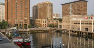Seaport Hotel Boston - Boston - Building
