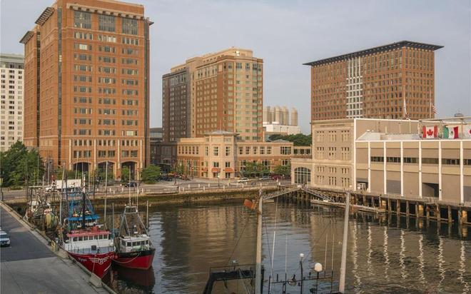 波士頓海港酒店 - 波士頓 - 波士頓 - 建築