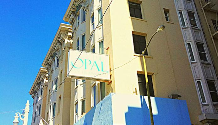 舊金山歐帕爾酒店 - 舊金山 - 建築