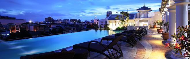 Chillax Resort - Bangkok - Pool