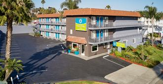 SureStay Hotel by Best Western - San Diego/Pacific Beach - Σαν Ντιέγκο - Κτίριο