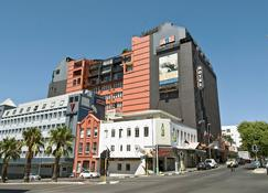 Cape Town Lodge Hotel - Ciudad del Cabo - Vista del exterior