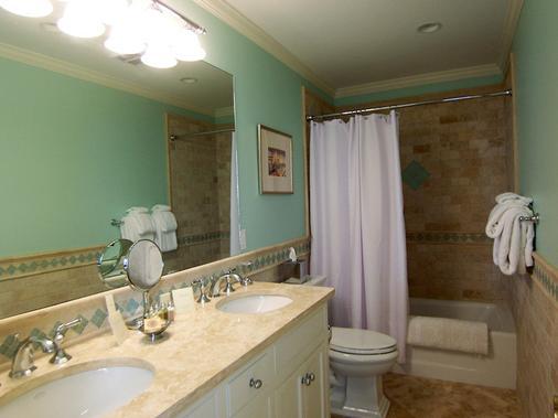 Pelham Court Hotel - Newport - Bathroom