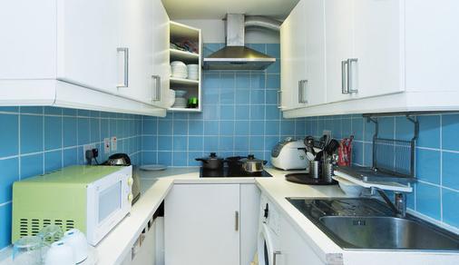 London Full House - London - Phòng bếp