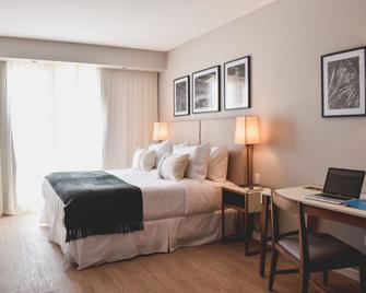 Cyan Soho Neuquén Hotel - Neuquén - Slaapkamer