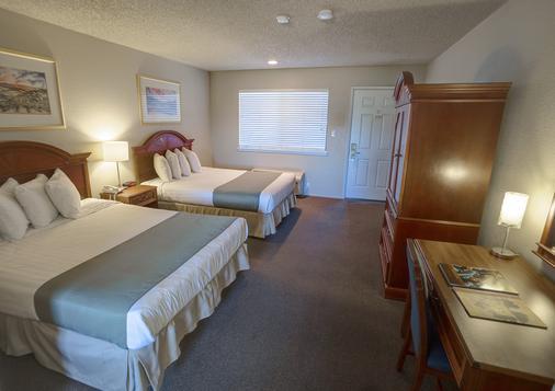 Chablis Inn - Napa - Bedroom