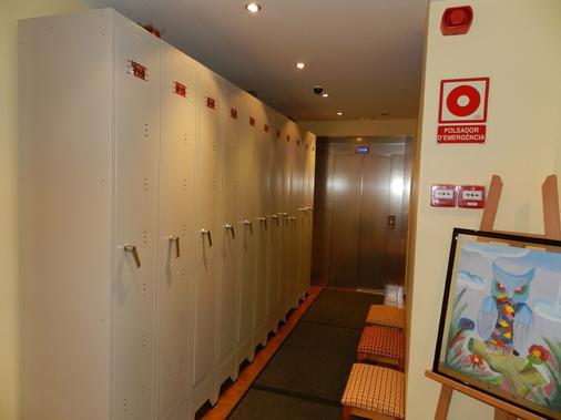 Hotel Les Truites - El Pas de la Casa - Hallway