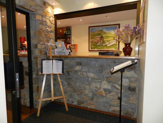 Hotel Les Truites - El Pas de la Casa - Front desk