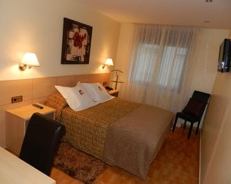 Hotel Les Truites - El Pas de la Casa - Κρεβατοκάμαρα