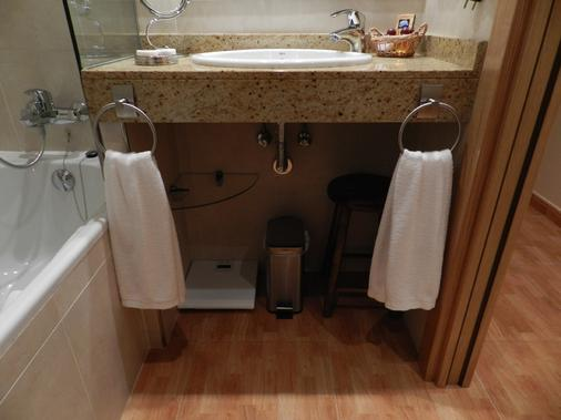 Hotel Les Truites - El Pas de la Casa - Bathroom