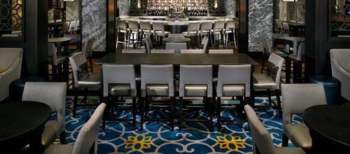 芝加哥密西根大道希爾頓酒店 - 芝加哥 - 芝加哥 - 酒吧