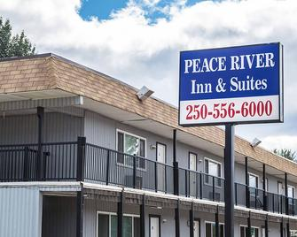 Peace River Inn & Suites - Chetwynd - Gebouw